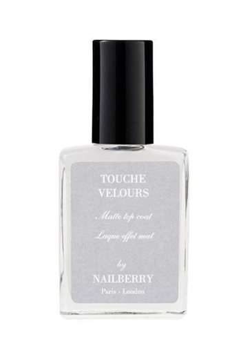Matte Top coat, Nailberry
